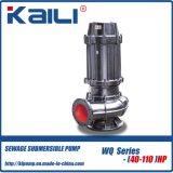 WQ Non-закупоривают насос погружающийся дренажа насоса нечистоты (40-110HP)