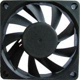 12/24V 80X80X15mm litro ventilador sem escova da C.C. com aprovações