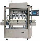 Автоматическое линейное разлитое по бутылкам земное машинное оборудование машины завалки перца обозначая
