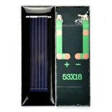 panneaux photovoltaïques de piles solaires de 0.5V 100mA