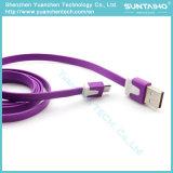Nuevo cable de carga rápido del USB de la llegada para Samsung todos los smartphones
