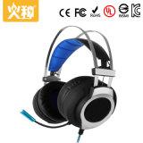 Hz-127 Bass Áudio em jogos de computador com fios de fone de ouvido com microfone