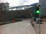 Station de transfert de nouvelles technologies Système d'échelle de camion sans surveillance