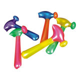 De Slag van de Lucht pvc of TPU - omhoog het Opblaasbare Stuk speelgoed van de Hamer