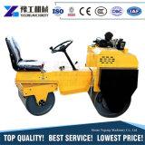 小さい小型運転の道ローラーのタイプの舗装のローラーの通り容量の機械装置の指定