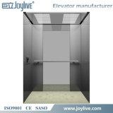 450kg se dirigen el elevador con la puerta de apertura de centro