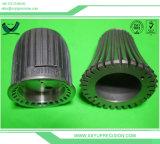 Fabricação girada CNC dos componentes da produção da precisão de Shenzhen