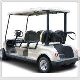 Modello elettrico del carrello di golf di Seater della fabbrica approvata 4 della Cina del Ce nuovo (DG-C4-8)