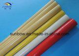 Poliuretano e acrílico revestidos Sleeving coloridos da fibra de vidro da isolação