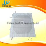Изготовление ткани фильтра войлока иглы полипропилена Китая с тканью фильтра полипропилена высокого качества