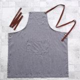Tablier complet en fibre de cuisine unisexe en coton de haute qualité pour chef (RS-170408)