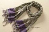 Stola di usura di donne di modo/sciarpa acriliche strette calde (HWBA982)