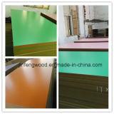 La fabbrica diretta, qualità ha garantito il MDF puro della melammina di colore