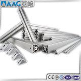 Perfil de aluminio/de aluminio de la protuberancia de la ranura de T para la cadena de producción