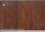 내각 또는 문 진공 막 압박 Bgl073-078를 위한 목제 곡물 PVC 장식적인 필름 또는 포일