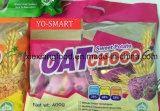 Choco Avena del sabor de la patata dulce de poca azúcar proteína rica
