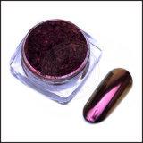 El espejo de camaleón powder chrome el polvo de pigmento de uñas Manicura Maquillaje