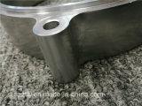 Aangepast Opgepoetst Geanodiseerd Aluminium om Buis door Machinaal te bewerken