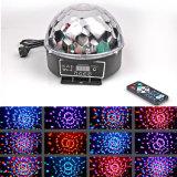 IR Digital der Laser-RGB Stadiums-Licht Disco-magisches Kugel-DMX