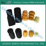 Подгонянный прочный квалифицированный сильфон силиконовой резины