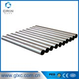 Beste Prijs China 321 de Gelaste Buis van de Pijp van het Roestvrij staal Od8mm X Wt0.6mm voor Warmtewisselaar
