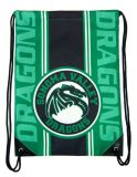 Sac promotionnel avec logo cheap coulisse Sacs personnalisés Aucun minimum de sacs à dos