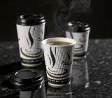 tazze calde di carta stampate a gettare della bevanda 20oz