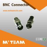 Connettore accessorio del CCTV BNC di Mvteam (BNC09)