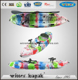 Sin 2.7m inflable y polietileno Material del casco individual Sot Kayak