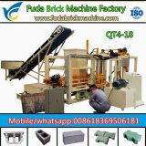 中国製フルオートマチックの煉瓦作成機械