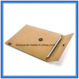 Dernier arrivé Nouveau matériel DuPont Paper Sacoche pour ordinateur portable, promotion Enveloppe Shape Custom Tyvek Paper Laptop Sleeve
