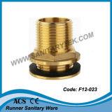 Geflanschter Verbinder für Becken mit Stecker (F12-031)