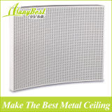Panneaux muraux 3D décoratifs en intérieur et extérieur en aluminium personnalisés