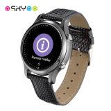Ios Bluetooth van het Scherm van de aanraking het Androïde Slimme Horloge van de Telefoon