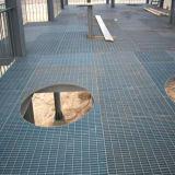 Spezielle Form kundenspezifische Stahlvergitterung für Plattformen