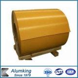 Il colore del PE di PVDF/ha ricoperto la bobina di alluminio (GLAC-001)
