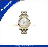 OEM van de Horloges van Postar het Merk van de Manier van het Embleem let op het Mooie Horloge van Dames