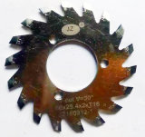 V-Отрежьте резец 120*25.4*T20*30/20161205L для машины вырезывания PCB