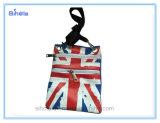 イギリスのフラグプリント旅行女の子袋
