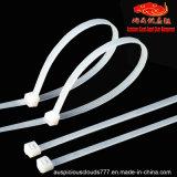 banden van de Kabel van de Rode Kleur van 4X200mm de Zelfsluitende Nylon