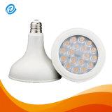 Lámpara E27 B22 230V PAR20 8W SMD LED con Ce