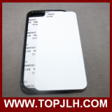 Caso de la pintura de sublimación PC para iPhone 5c con agujeros cuadrados