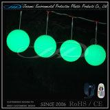 BV와 가진 LED 공을 바꾸는 재충전용 색깔