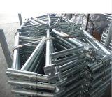 кронштейн треугольника ремонтины 48*3.2*900mm Ringlock для конструкции