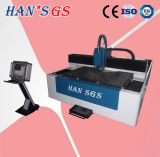 Cortador do laser da fibra de Promotion/700W do grupo de Han