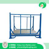 Rack de armazenamento dobrável para transprodução com aprovação Ce