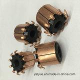 Commutateurs 10p ID7.95mm Od22.38mm L22.15mm de moteur électrique