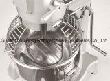 Máquina automotiva elétrica automática de panelas Stand Spiral Mixer Dm40