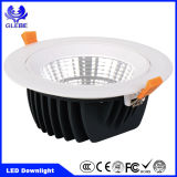 UL, marcação, RoHS 16W 5 polegadas LED redondos luz para baixo