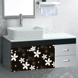 Stilvolle Entwurf Belüftung-Deckel-Badezimmer-Möbel-Polen-Wand hing neue klassische Möbel